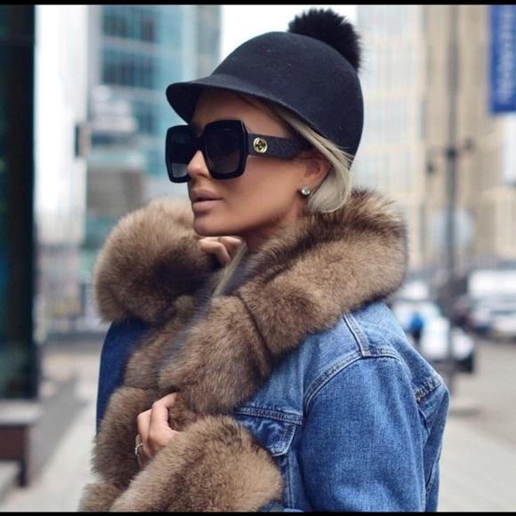 0df96645b92 Gucci Accessories - 🕶🔥Gucci Sunglasses GG0102S 001🔥🕶 Glitter Arms